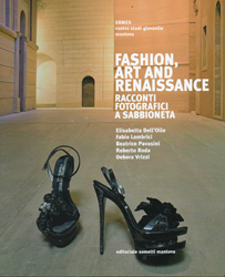 copertina catalogo mostra fashion and art reanissance